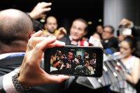 Zdjęcie robione smartfonem